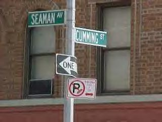 seaman cumming signs