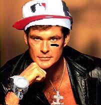 david hasslehoff gangsta