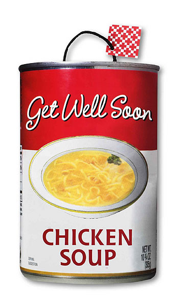 get well soon chicken 