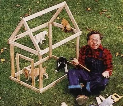 doghouse illusion