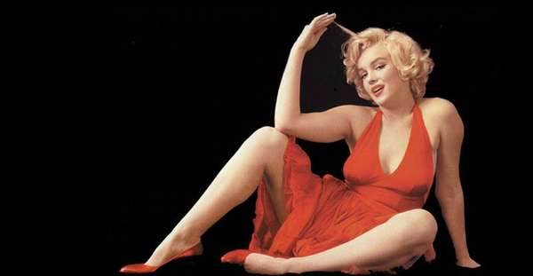 marilyn monroe lookin sexy