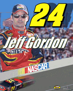 24 jeff gordon nascar