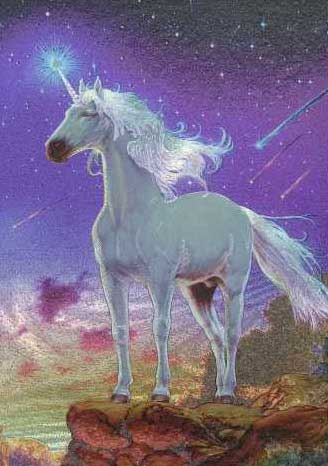 unicorn shooting stars