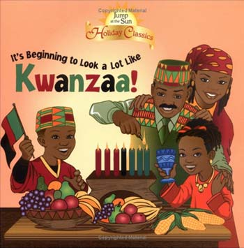 it's beginning to look a lot like kwanzaa