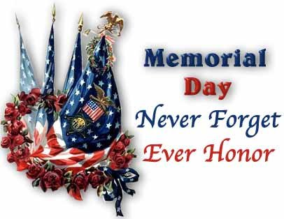 memorial day never forget ever honor