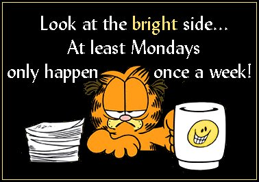 monday garfield