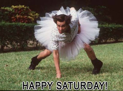 jim carey ace ventura happy saturday