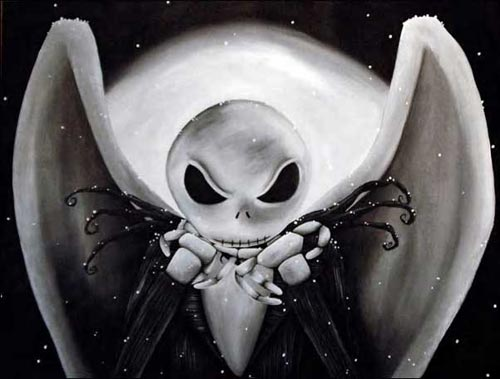 jack the nightmare before christmas