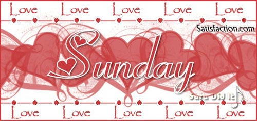 sunday love