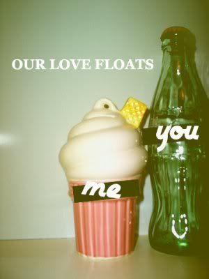 our love floats
