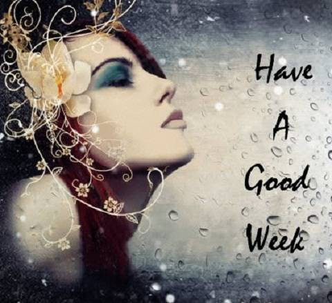 Have a good week