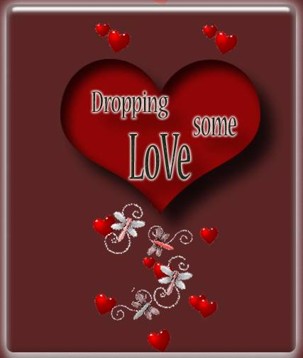 Dropping some Love