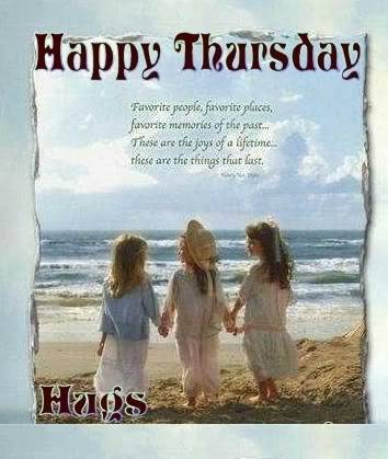 Happy Thursday Hugs