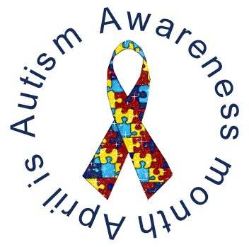 Autism Awareness is the month of April