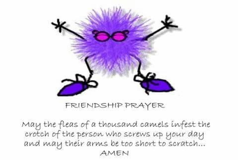 friendship prayer