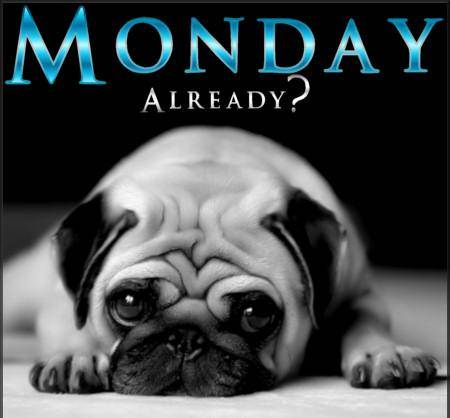 Monday Already?