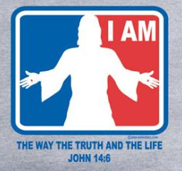 jesus is the way the truth the life