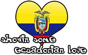 showin some ecuadorian love