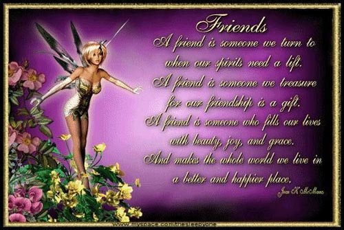 friends fairy