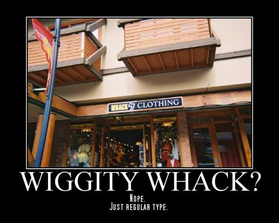 wiggity whack - whack clothing