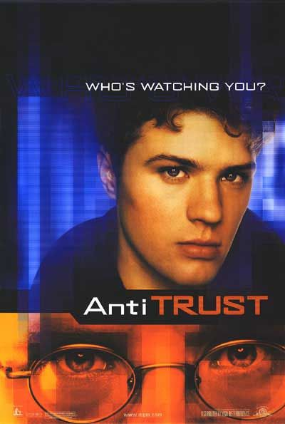 who's watching you? Anti trust