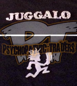 juggalo psychopathic traders hatchet man