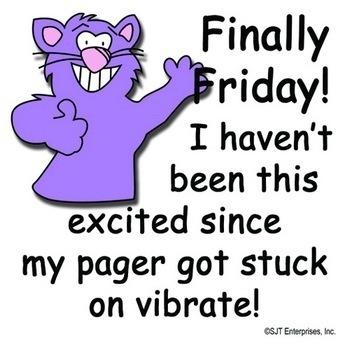finally friday