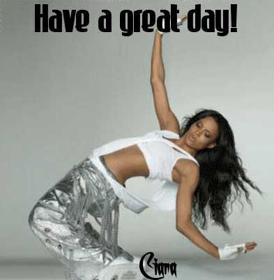have a great day ciara