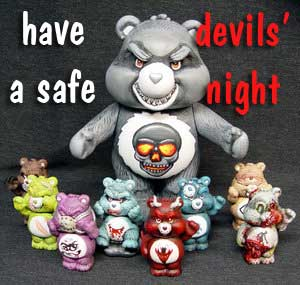 have a safe devils night