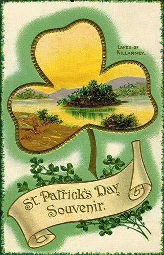 st patricks day souvenir