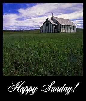 happy sunday barn