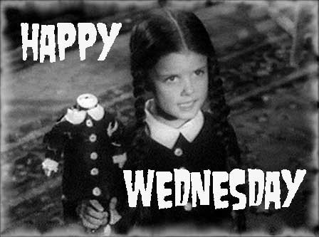 happy wednesday adams