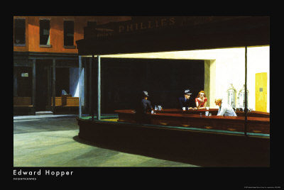 diner edward hopper
