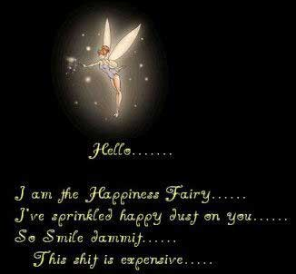 hello happiness fairy