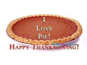 i love pie happy thanksgiving