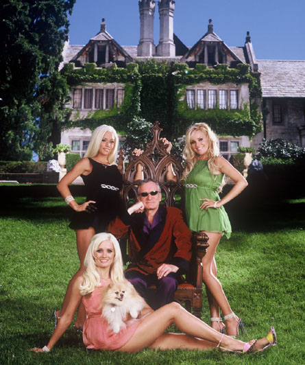 playboy models at playboy mansion
