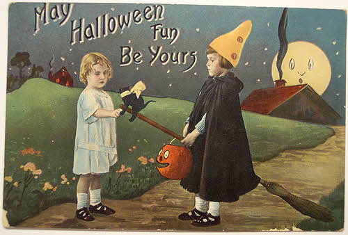 may halloween fun be yours