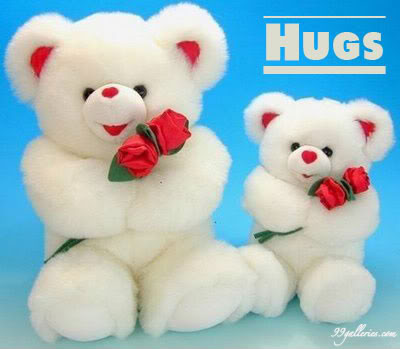 Teddy Bear Hugs