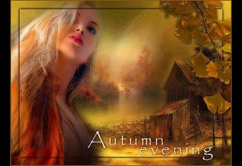Autumn Evening