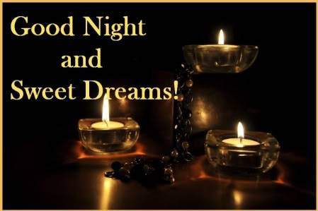 Good Night and Sweet Dreams!