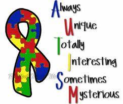 Autism - Always Unique Totally Interesting Sometimes Mysterious