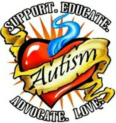 Support. Educate. Advocate. Love. Autism