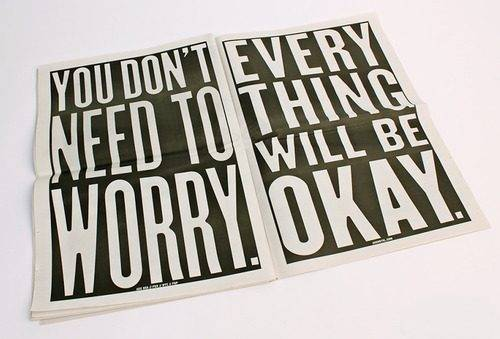 You don't need to worry