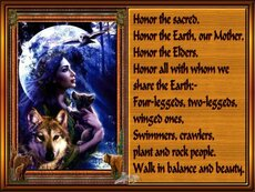 ~WT~Honor the Sacred