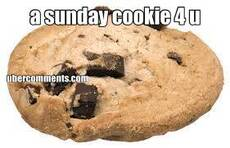 a sunday cookie 4 u