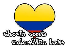 showin some colombian love
