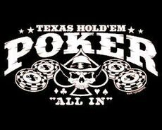texas hold em poker all in