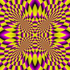 trippy illusion