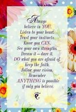 believe in you quote
