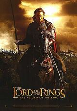 lord of the rings - return of the king